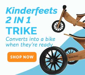 Kinderfeets 2 in 1 Trike